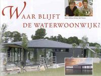 Waar Blijft De Waterwoonwijk?