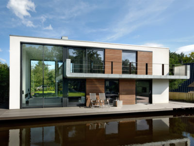 Watervilla De Hoef, The Netherlands