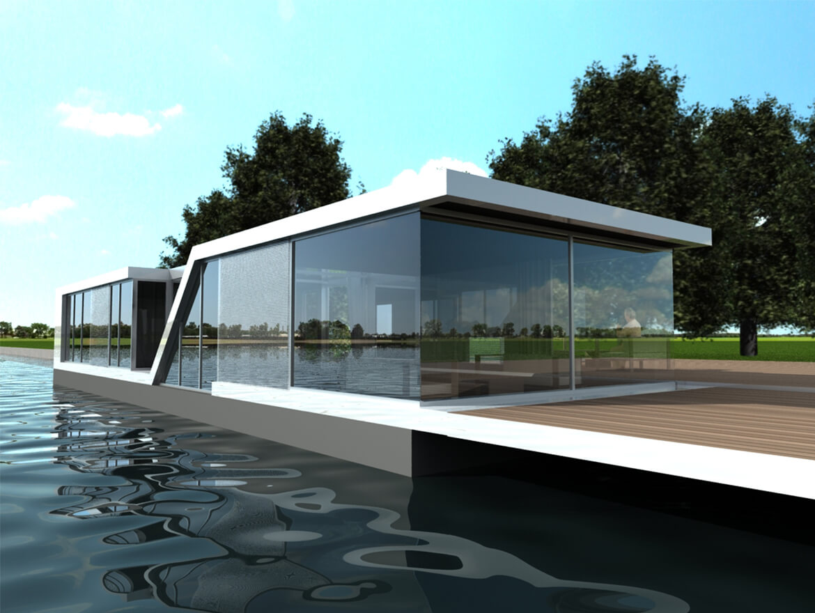 watervilla kortenhoef  the netherlands