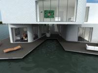 Presentation First Floating Apartmentcomplex 'Citadel' In Westland