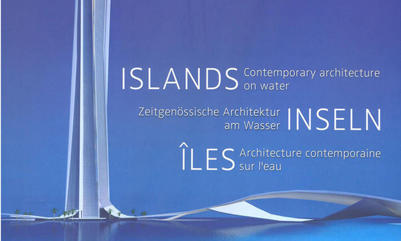 Waterstudio In Mark Fletcher's Book; Islands