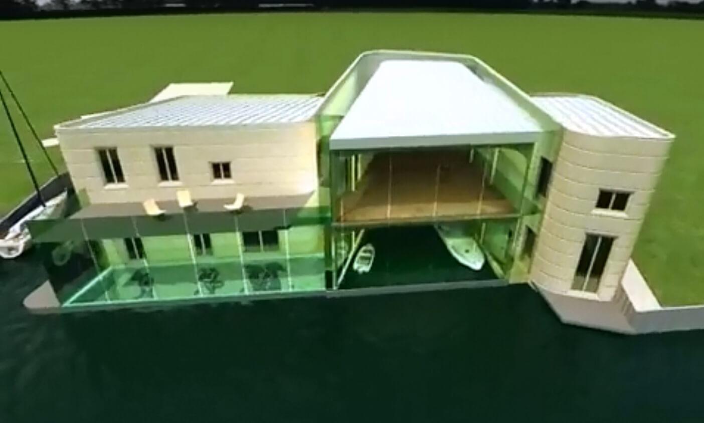 Watervilla London Waterstudio.NL