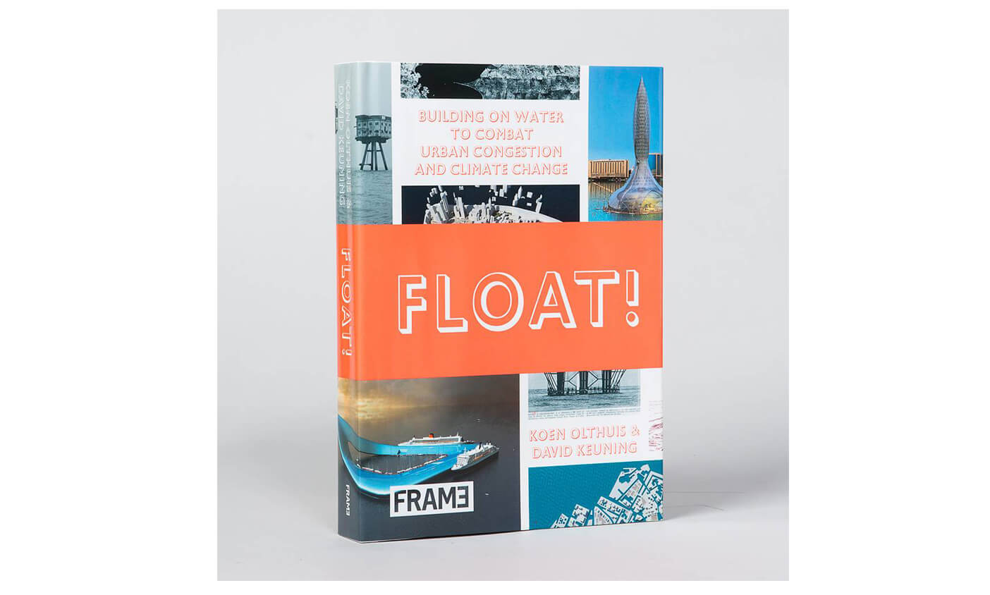 FLOAT! In Top 10 Best Science Books 2010