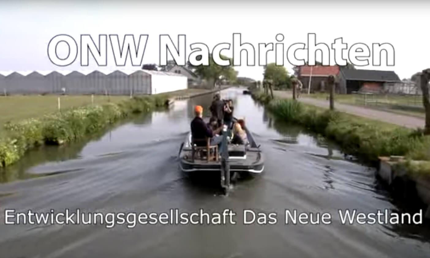 Das Neue Wasser Mit Architekt Koen Olthuis – Deutsche Version