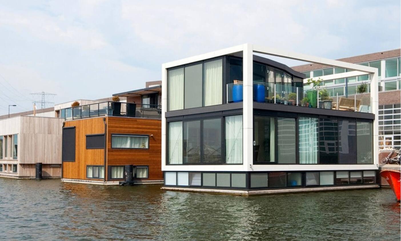 Schwimmende Holländer