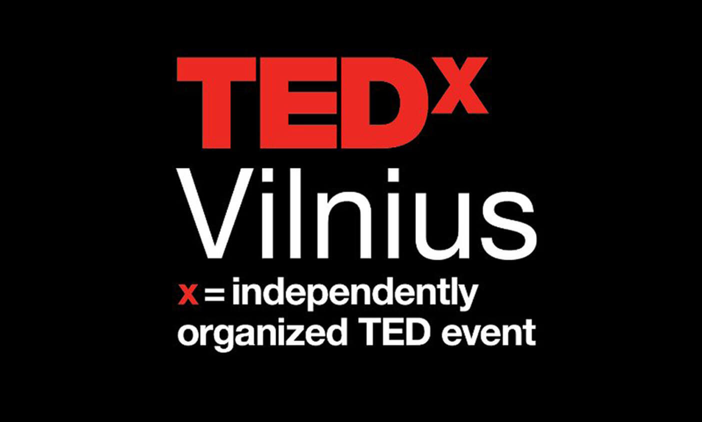 Only One Day Until Koen's Talk At TEDxVilnius