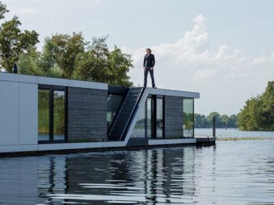 Watervilla Kortenhoef, The Netherlands