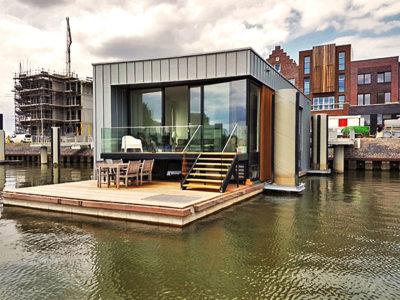 Floating Villa Dordrecht K.3
