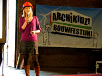 Ankie Stam As VIP Architect At Archikidz
