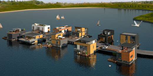 Website Watervillas Den Bosch Online