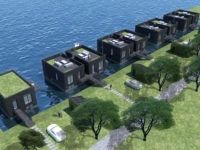 Floating Villas Waterrocks Zeewolde On Sale
