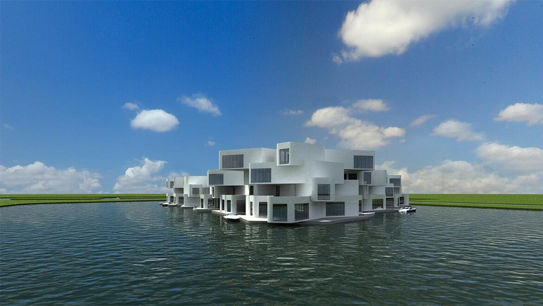 Citadel, Naaldwijk, the Netherlands - Waterstudio