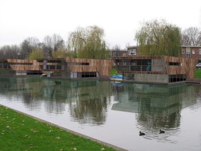 Study Living On Water