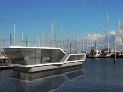 Floating Luxury Villa Toplodge