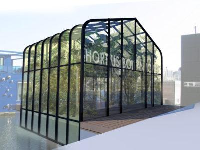 Floating Greenhouse, Ijburg