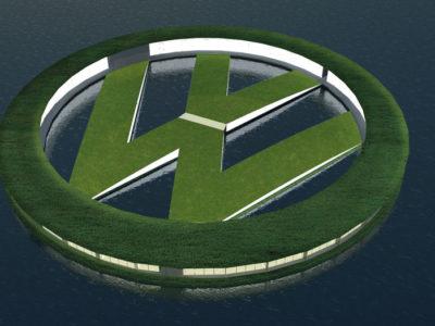 Volkswagen Floating Hotel