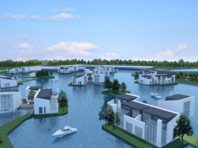 Floating Marina Drachten