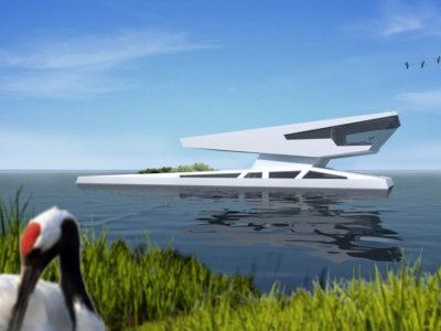 Hope Shenzen, Floating Villa
