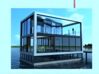 Dutch Design: Waterstudio's Watervilla In IJburg