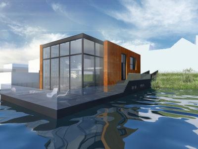 Floating Villa Dordrecht K.4