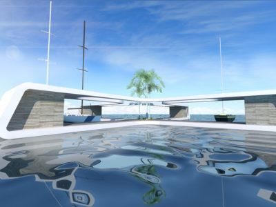 Floating Hub
